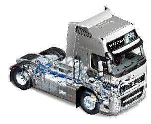 устройство грузовых автомобилей